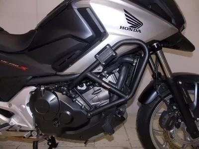 Protetor Motor Carenagem Pedaleiras Honda Nc 700 X / 750 X