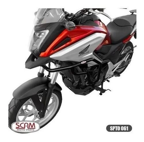 Protetor Motor Carenagem Pedaleiras Nc 700 X / 750 X