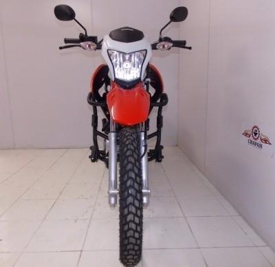 Protetor Motor Com Pedaleira Nxr 160 Bros