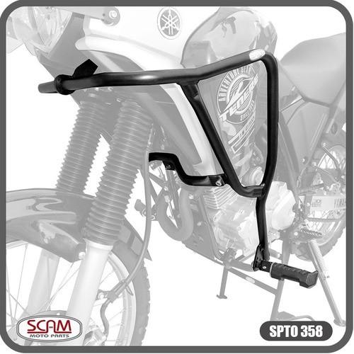 Protetor Motor E Carenagem Com Pedaleira Yamaha Tenere 250