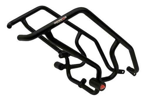 Protetor Motor E Carenagem Pop 110i Com Slider Pedal Pop110