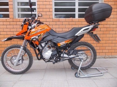 Protetor Motor E Carenagens C/ Pedal Xtz Crosser 150 Chapam