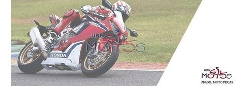 Protetor Motor Modelo Way Com Pedaleira Yamaha Fazer 250