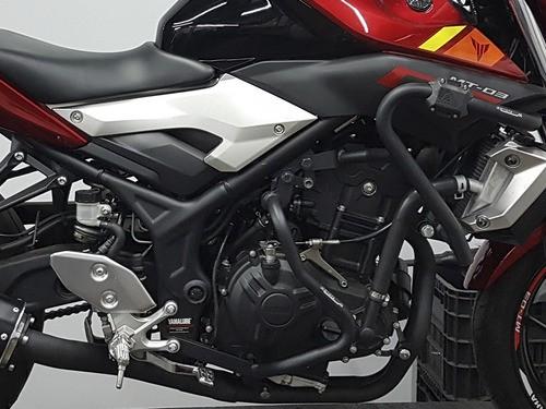 Protetor Motor Superior E Inferior Mt03 2016 Em Diante