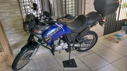 Protetor Motor Yamaha Tenere 250 Com Pedaleiras