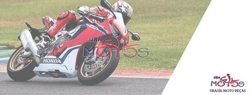 Retrovisor Moto Naked Esportivo Escamoteável Par