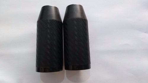 Slider Xj6 Fibra De Carbono