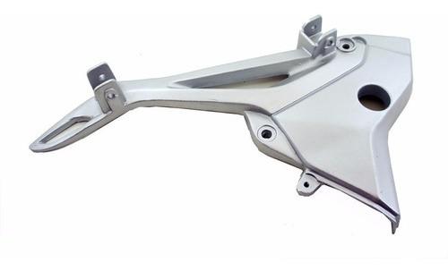 Suporte Pedal Apoio Bacalhau Cb 300 Par Esq-dir Original