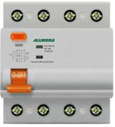 Interruptores Diferencial Residual Tetrapolar 30mA de 25A a 100A