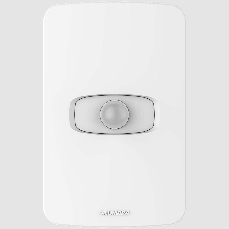 Conjunto sensor de presença Bivolt 4x2 Gracia - Alumbra