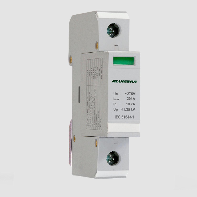 Dispositivos de proteção contra surto monopolar - Alumbra