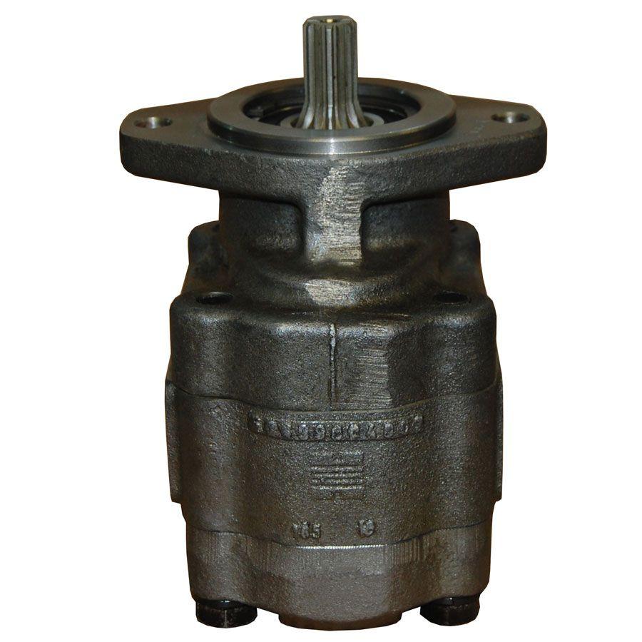 Bomba Hidráulica 63 Cm³ Sae B 2 Furos Bi-Direcional Munck - Hybel 50121063018