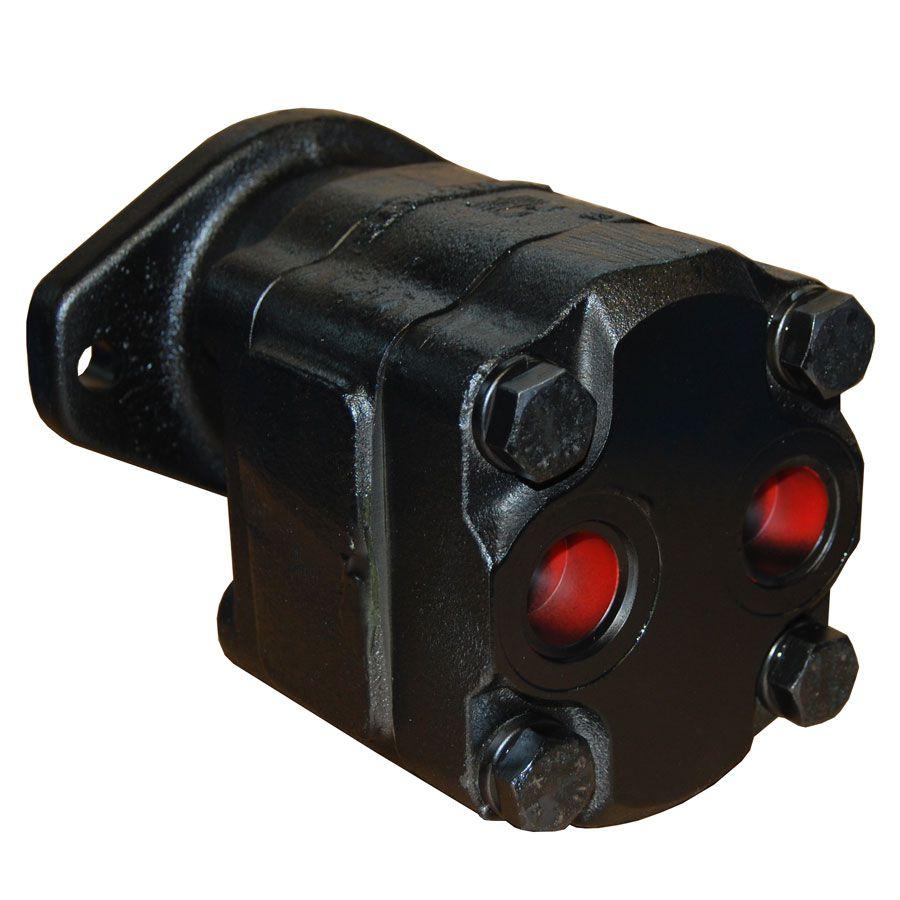 Bomba Hidráulica 63 Litros Bi-Direcional Sae B 2 Furos Eixo Estriado 13z Hybel 50121063004