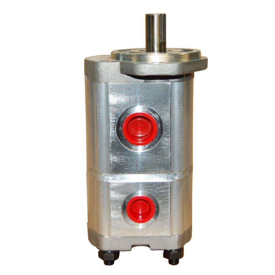 Bomba Hidráulica Dupla de Alumínio 12102023223