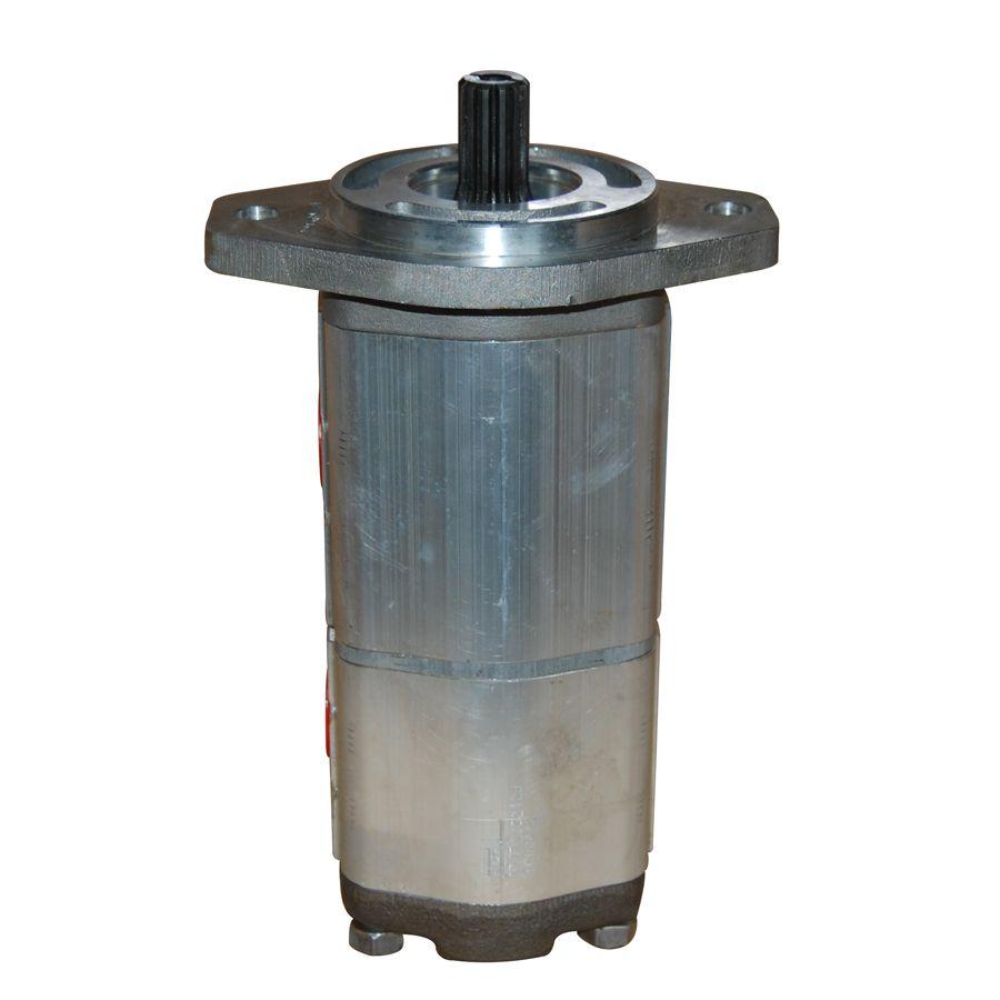 Bomba Hidráulica Dupla de Alumínio 17112052129