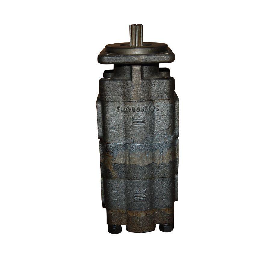 Bomba Hidráulica Dupla Direção e Concha Carregadeira Clark Michigan 55c