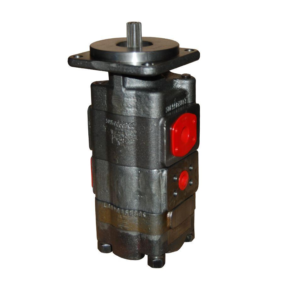 Bomba Hidráulica Dupla Rolo Compactador Dynapac CA25
