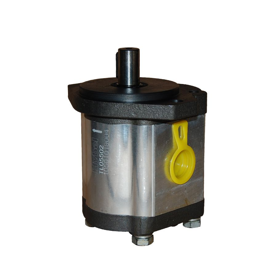 "Bomba Hidráulica Industrial 19 Litros Horaria 3/4"" NPT Eixo 18mm Hybel 10501019004"