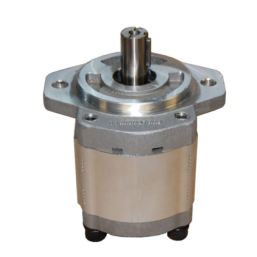Bomba Hidráulica Industrial 8 Cm³ Anti-Horário Eixo Chavetado 19mm - Hybel 12111008003
