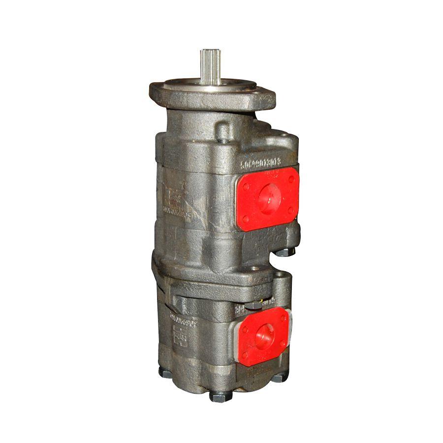 Bomba Hidráulica Pá Carregadeira Case W18 Hybel 50102073001