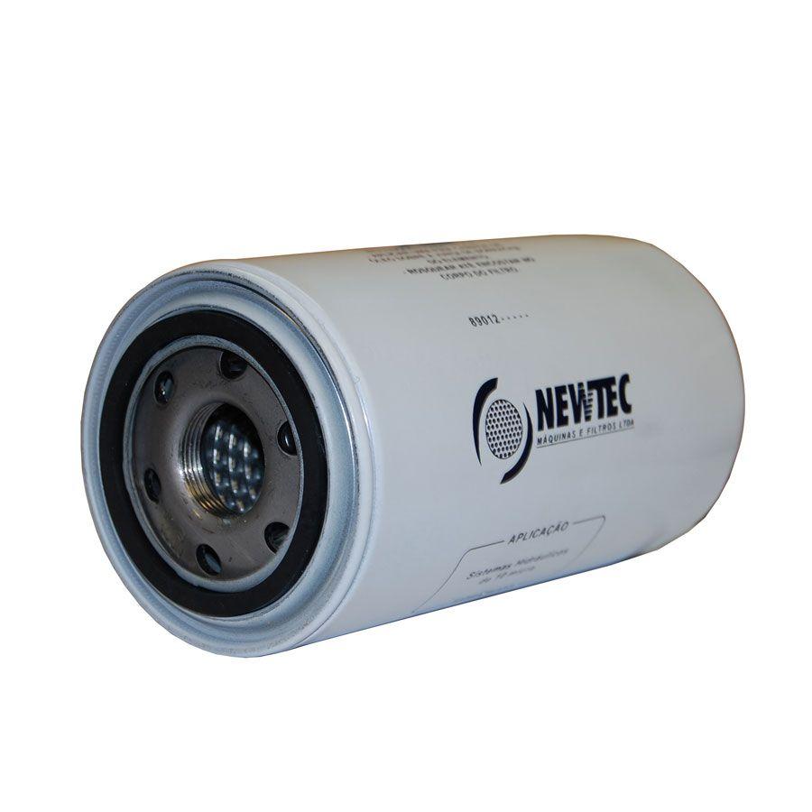 Elemento Blindado Filtrante Hidráulico Newtec Br6010ph