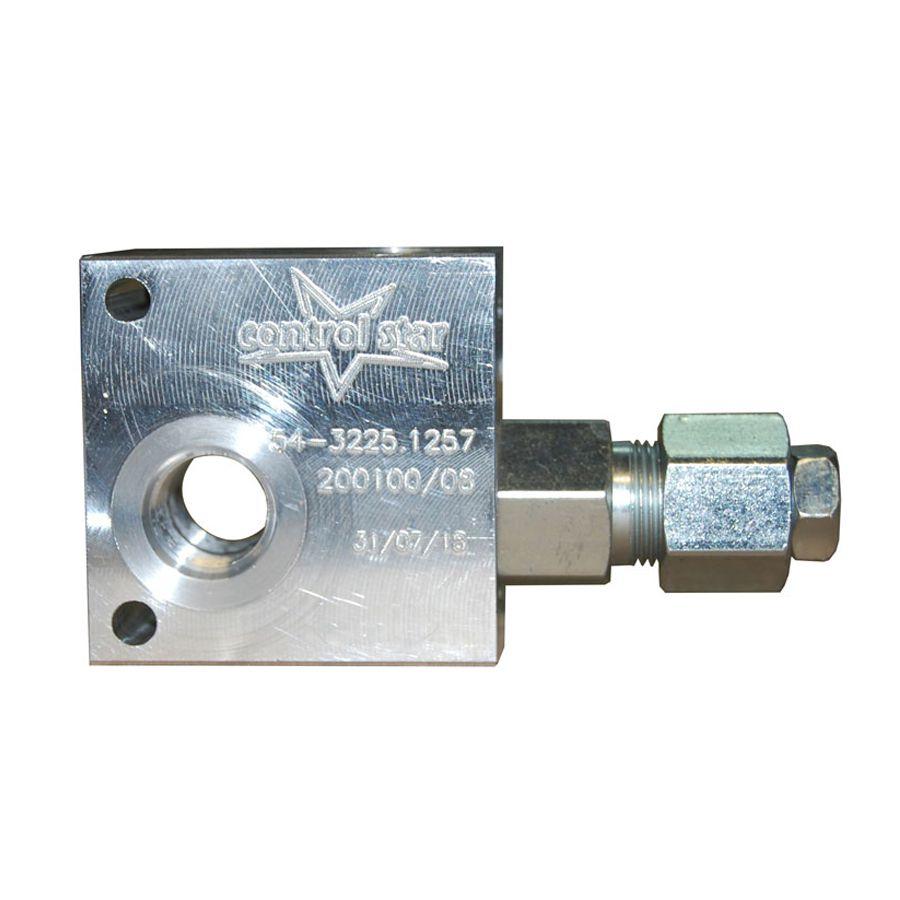 Válvula Hidráulica de Alivio Control Star 200100-B
