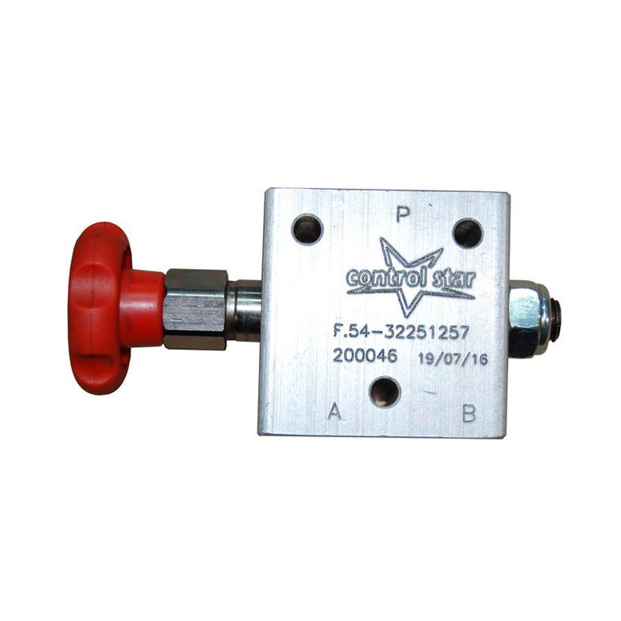 Válvula Hidráulica Direcional de Emergência Control Star 200046