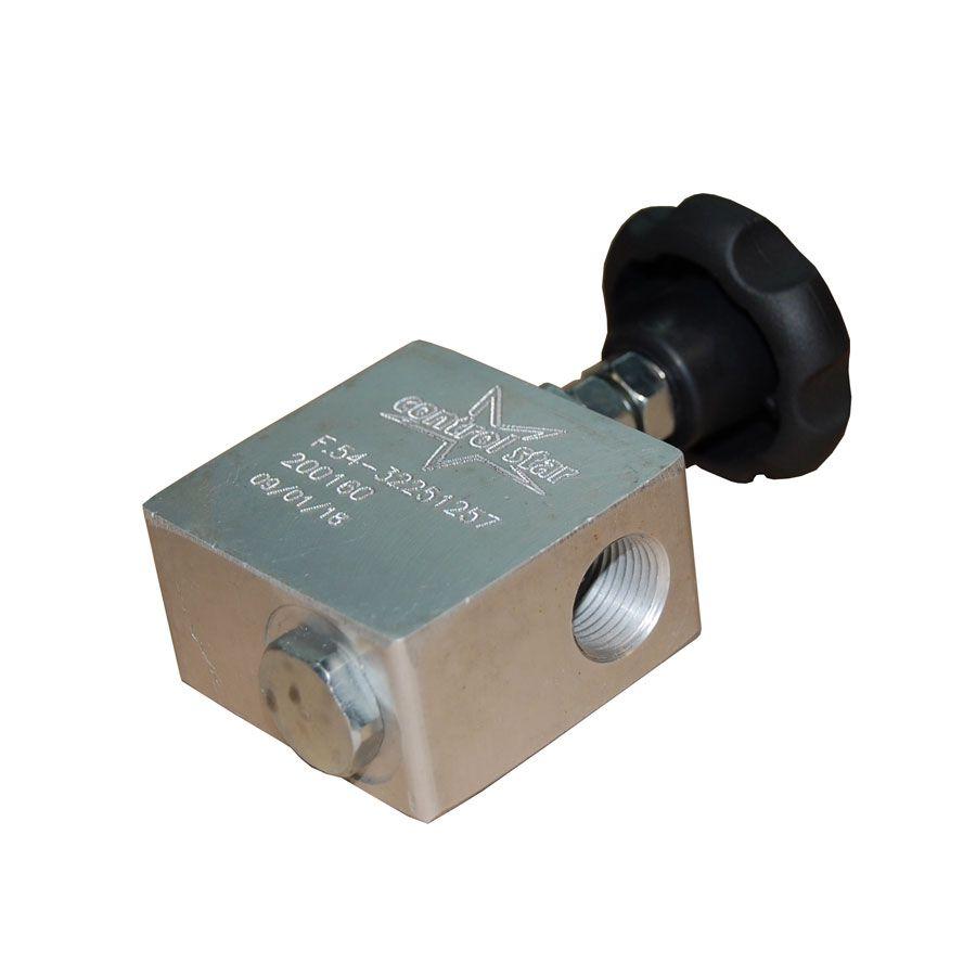 Válvula Hidráulica Reguladora de Vazão Control Star 200160