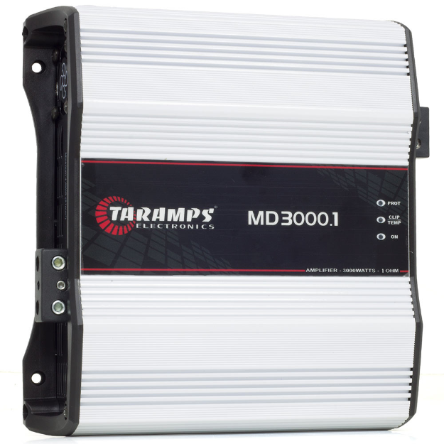 Amplificador P/Auto 01 Canal Taramps MD-3000.1