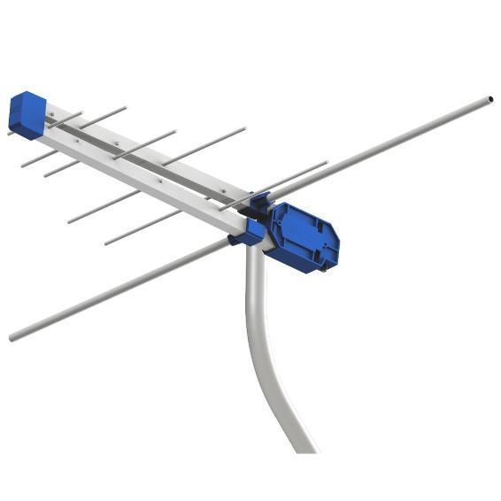 Antena Externa P/Tv Pro Eletronic PROHD-3610
