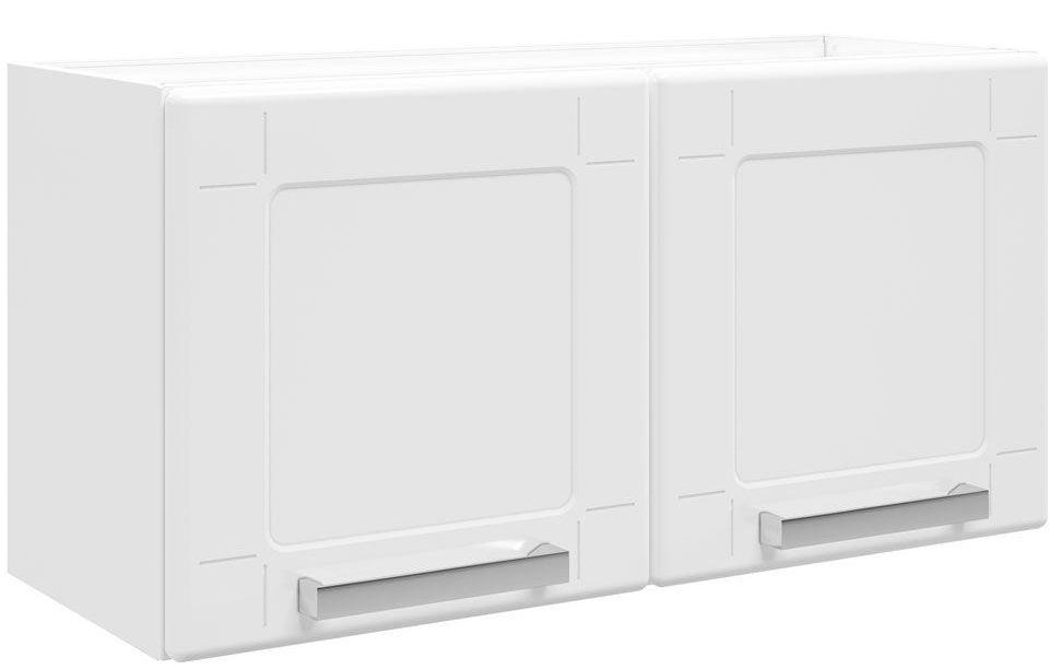Armário De Parede Duplo Baixo Bertolini Multipla 6000 (branco)