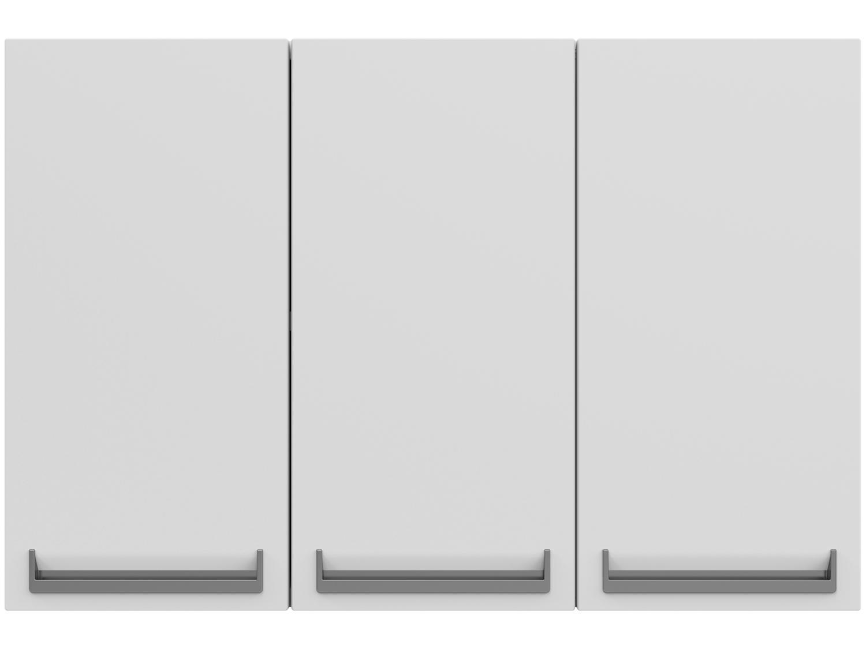 Armario Triplo Alto 3P Colormarq Roma A3PG-R (branco)