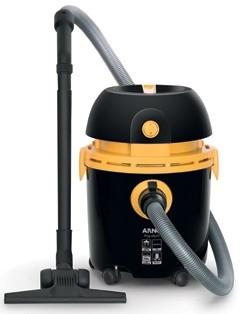 Aspirador de água e pó Arno Aguapo 1400 Watts 12 Litros - H3PO