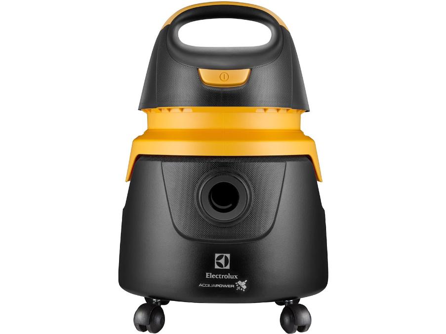 Aspirador de Po/Agua 10L Electrolux Acquapower AQP20 (amarelo/preto)