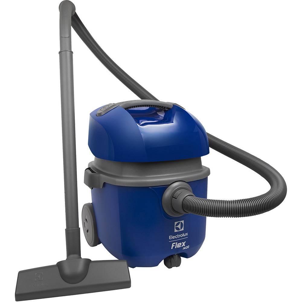 Aspirador de Po/Agua 14L Electrolux FLEXN ( (azul/cinza)