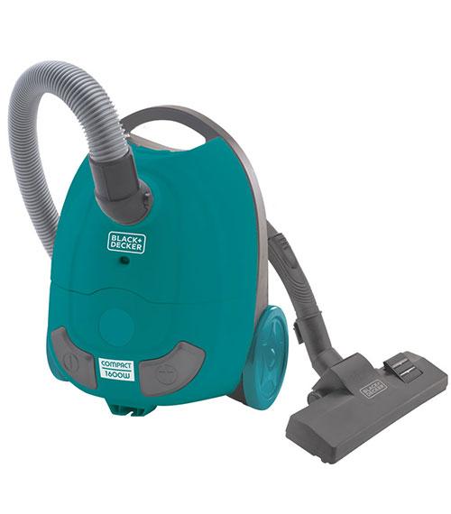 Aspirador De Pó Com Saco Black + Decker A3-BR (verde)