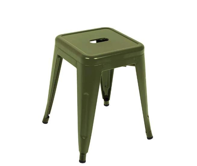 Banqueta Industrial Mor Small 009415 (verde)