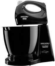 Batedeira Mallory Activa Duo Plus B91300451 (preto)
