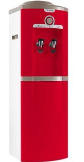 Bebedouro de Coluna Esmaltec EGC-35B (vermelho)