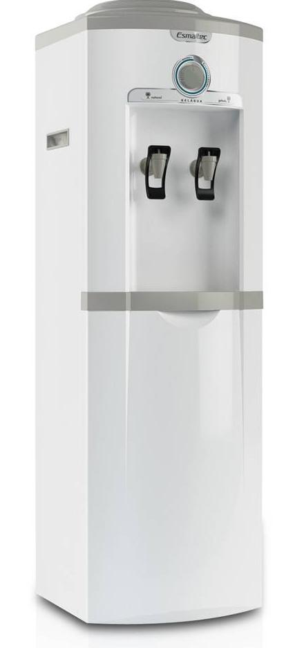 Bebedouro de Coluna Esmaltec Novo Gelagua EGC-35B (branco)