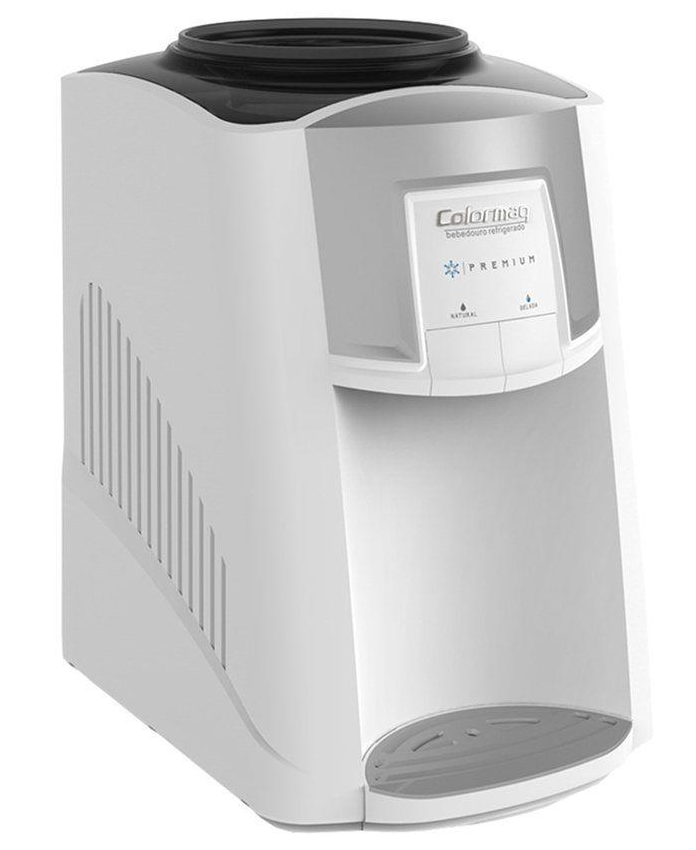 Bebedouro de Mesa Colormaq Premium CBEHFBA1 (branco)