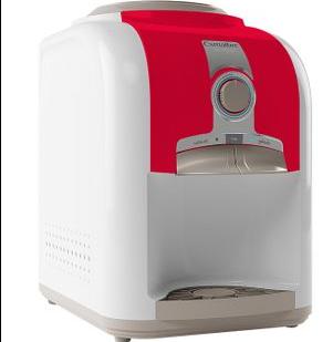 Bebedouro de Mesa Esmaltec EGM-30 (vermelho)