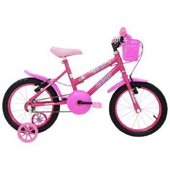 Bicicleta Infanto-Juvenil Aro 16 Cairu Fadinha 310150 (rosa)
