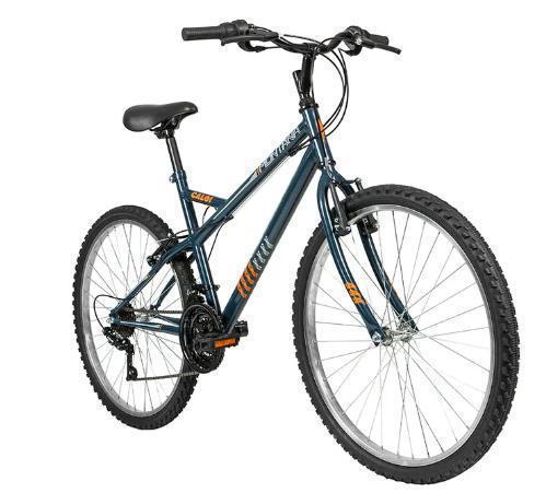 Bicicleta Mountain Bike Aro 26 Caloi Montana (chumbo)