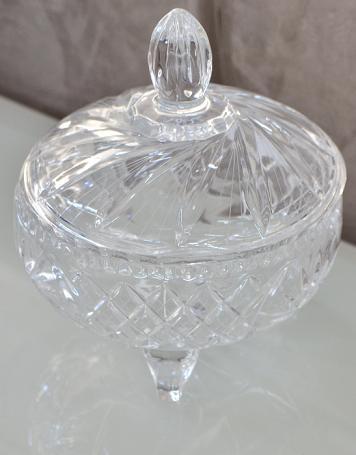 Bomboniere de Cristal Lyor Prima Luxo 3739