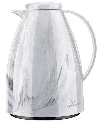 Bule Termico de Rolha 750ML Invicta Viena Marble 100396511912 (branco-carrara)
