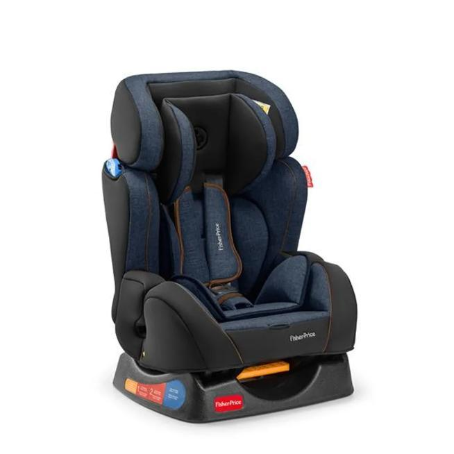 Cadeira P/Auto Fisher-Price Hug BB578 (azul)