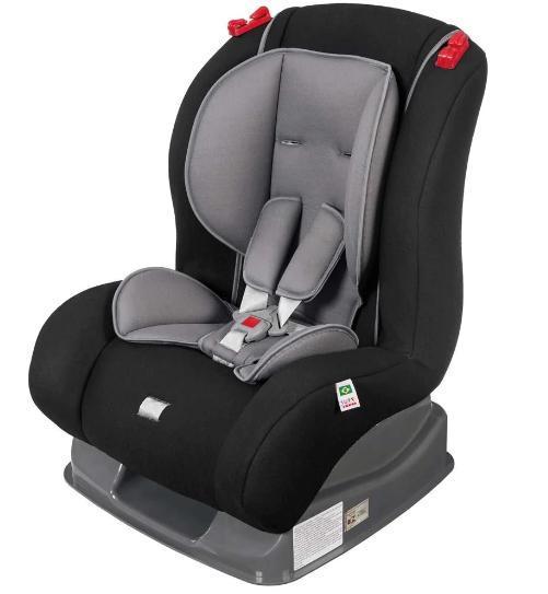 Cadeira P/Auto Tutti Baby Atlantis 04100.29 (preto/cinza)