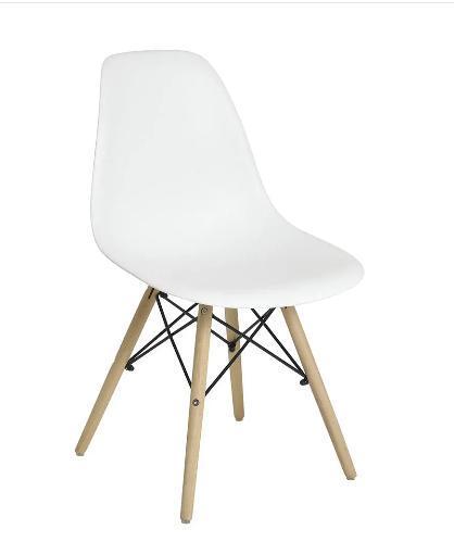 Cadeira Plástica Mor Eiffel (branco)