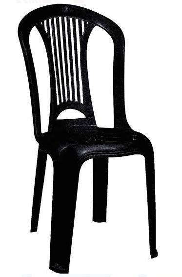 Cadeira plastica Tramontina Atlantida Economy 92013/009 (preto)